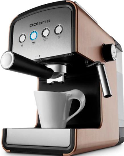 Кофеварка эспрессо Polaris Adore Crema PCM 1526 E