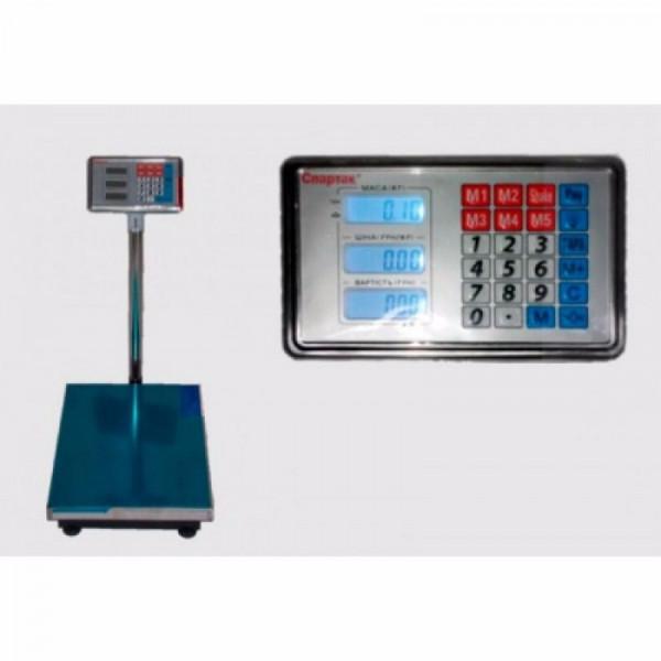 Весы торговые ACS электронные 500 кг
