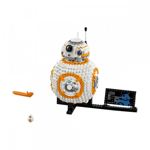Конструктор Lego Star Wars БиБи - 8 (75187)