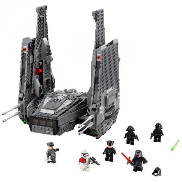 Конструктор Lego Star Wars TM Командный шаттл Кайло Рена (75104)