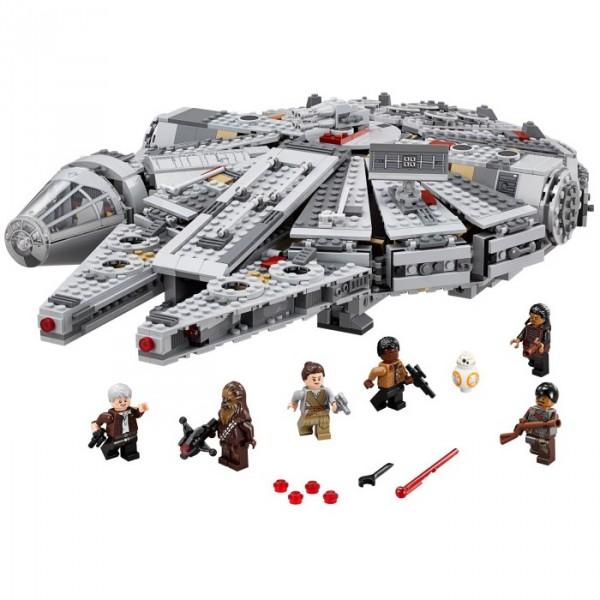 Конструктор Lego Star Wars TM Сокол Тысячелетия (75105)