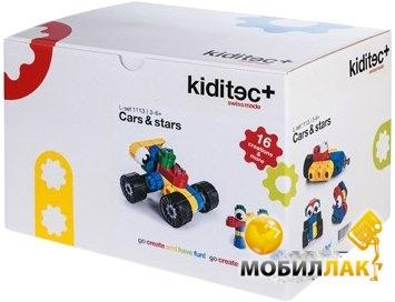 Конструктор Kiditec Cars   stars 52 шт (1113)
