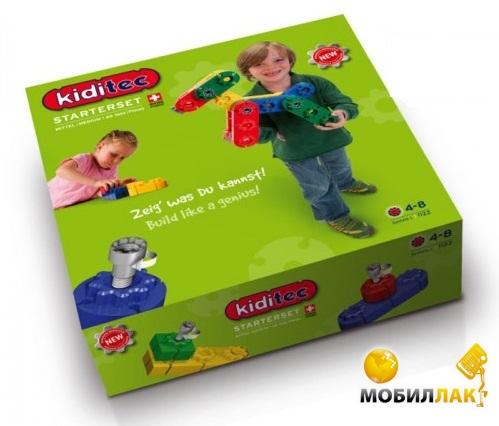 Конструктор Kiditec детский Medium (1122)