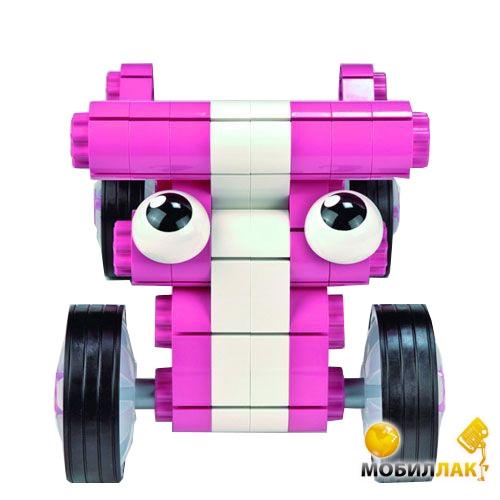Конструктор Kiditec детский Multicar (розовая) (1101)