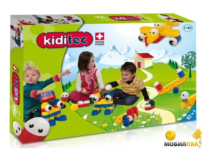 Конструктор Kiditec детский Nursery Set (1156)