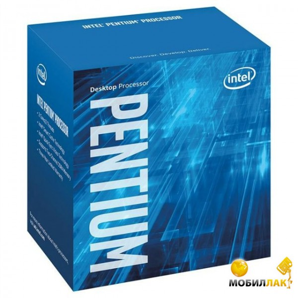 Процессор Intel Pentium G4400 Box (BX80662G4400) в ...