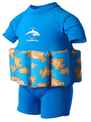 Купальник Konfidence Floatsuits Clownfish 2-3 года FS03-B-03