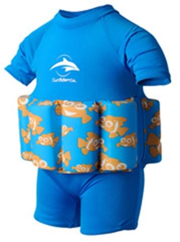 Купальник Konfidence Floatsuits Clownfish 4-5 лет FS03-B-05
