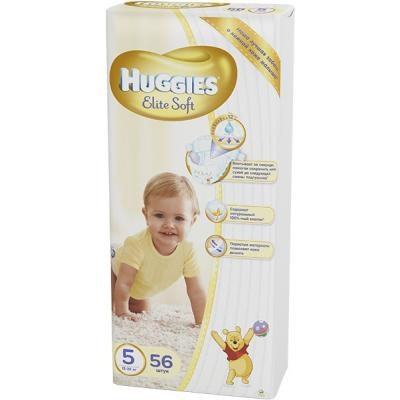 Подгузник Huggies Elite Soft 5 Mega 56шт (5029053545318)