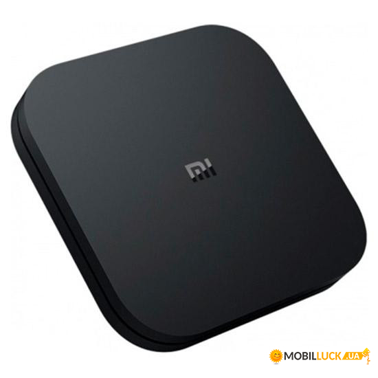 Медиаплеер Xiaomi Mi Box S 4K 2/8GB International Edition Black (MDZ-22-AB) *EU