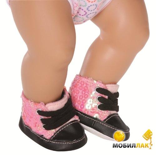 0043eaa46b8a Видеообзор и фото Обувь для куклы Zapf BABY BORN (816806). Купить ...