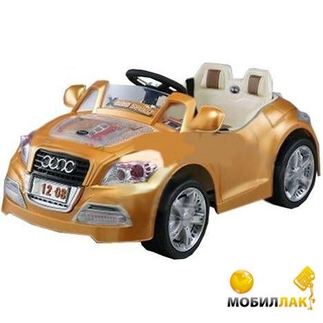 Электромобиль Bambi B28ARS-6 Gold