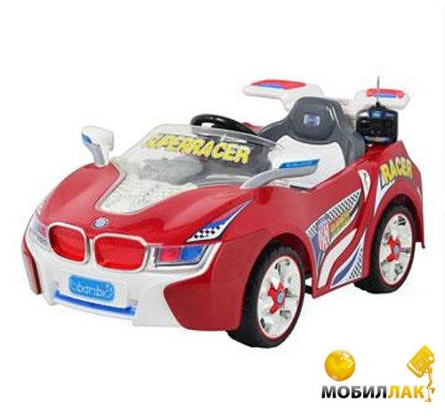 Электромобиль Bambi M 1624 R-3 (р/у) Красный