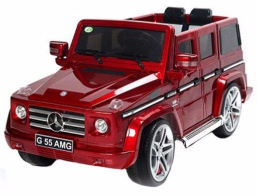 Детский электромобиль джип Bambi Mercedes Gelandewagen G 55 ELRS-3 (36479)