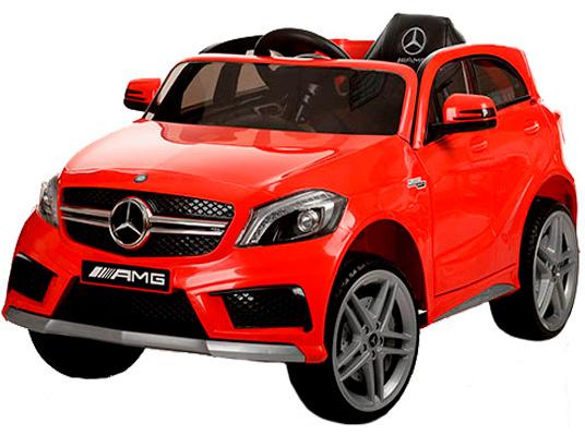 Детский электромобиль Bambi Mercedes M 3299EBLR-3 Красный