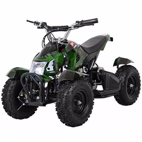 Квадроцикл Profi HB-6 EATV800-10 Зеленый камуфляж