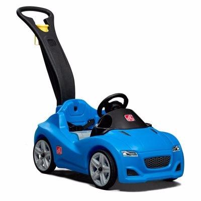 Детская машина-каталка Step 2 Whisper Ride Cruiser 91х 50х 121 см Синяя