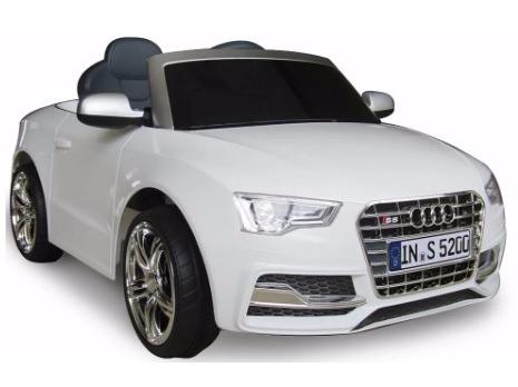 Электромобиль Tilly T-796 Audi S5 White