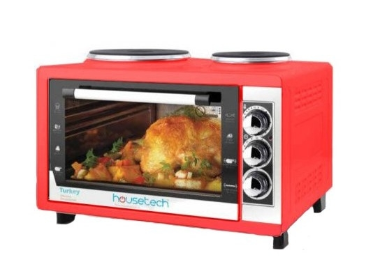 Мини-печь Housetech 16005 Red