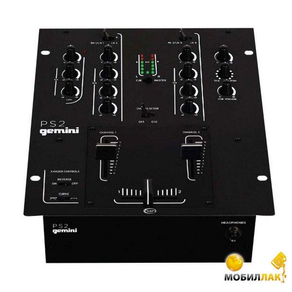 DJ микшерный пульт Gemini PS-3
