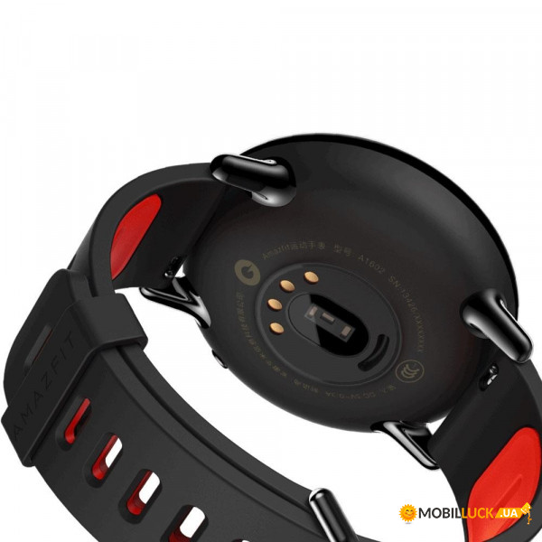 Смарт-часы Amazfit Pace Sport Black Global (AF-PCE-BLK-001)
