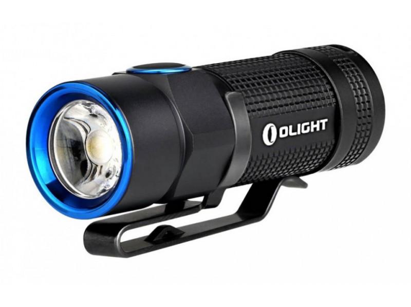 Фонарь Olight S1R 900/300/60/12/0.5lm Черный