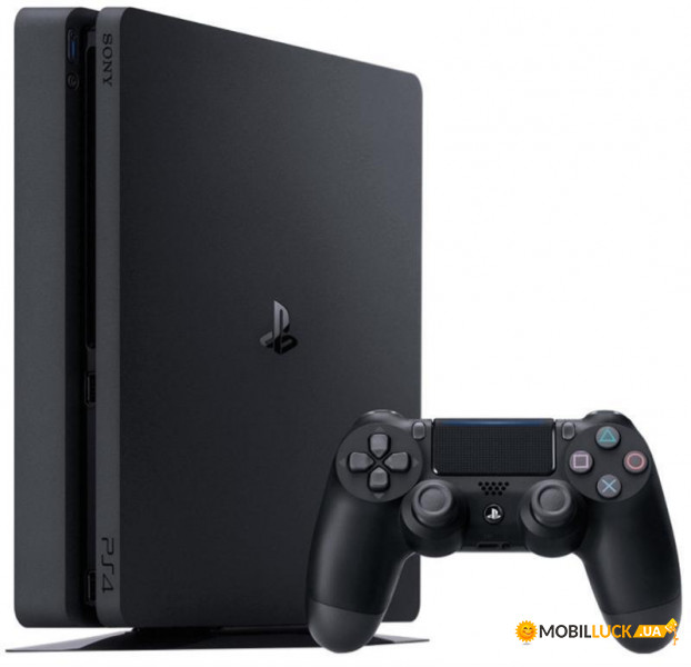 Игровая приставка Sony PlayStation 4 1TB Slim + игра Red Dead Redemption 2