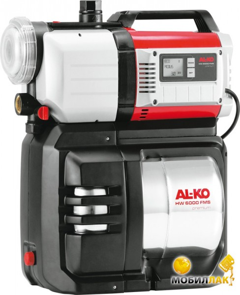 Насосная станция Al-ko HW 6000 FМS Premium New