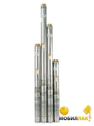 Скважинный насос Насосы+Оборудование 75QJD 130-0.75 с пультом управления