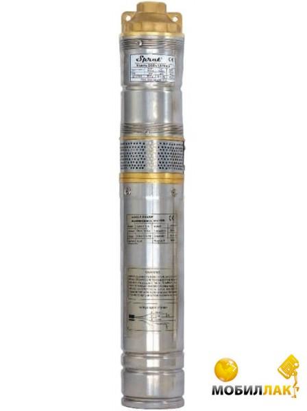 Скважинный насос Sprut QGDa 1,5-120-1.1 kW нерж. + пульт