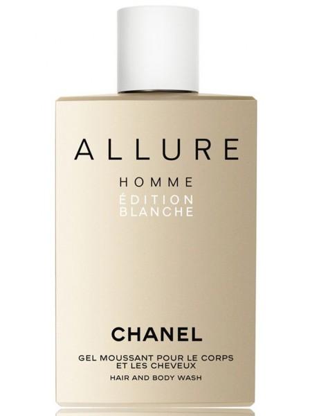 Гель для душа Chanel Allure Homme Edition Blanche for men 200ml