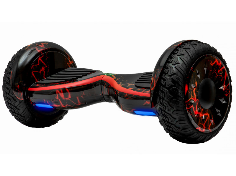 Гироборд SmartYou SX11 Offroad Lightning Red