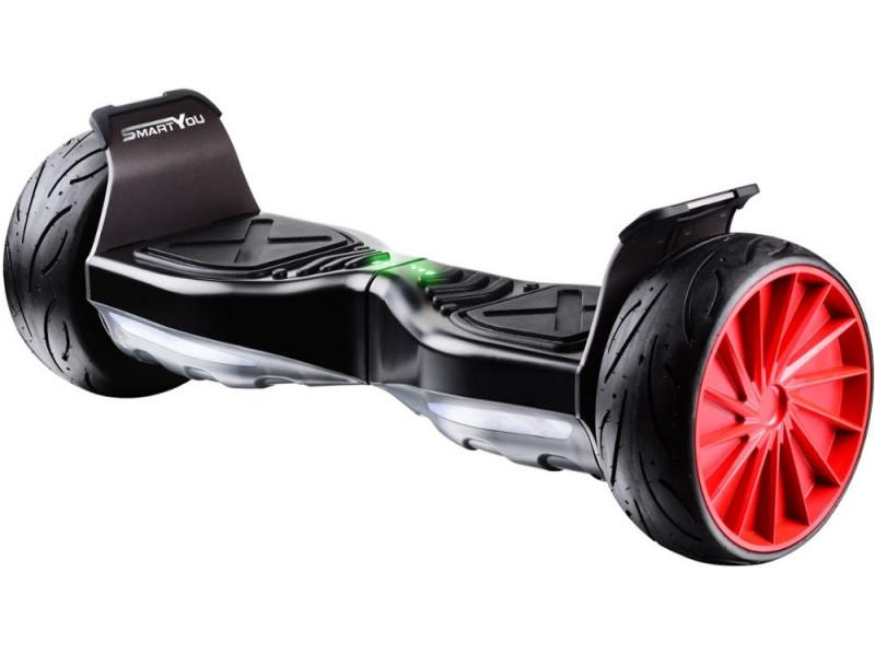 Гироборд SmartYou Z1 Pro Edition 8,5 Black/Red