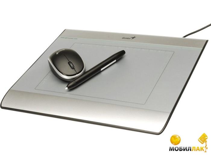 Genius mousepen i608x graphic tablet (white) | souq uae.