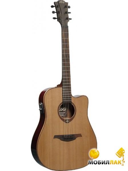 Электроакустическая гитара Lag Tramontane T100DCE