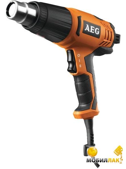 Термопистолет AEG HG 560 D насадки 4932312435, 4932312436