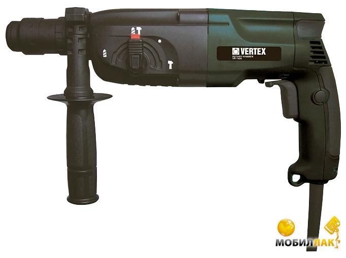 Перфоратор Vertex 780 Вт быстрый сменный патрон SDS-plus VR-1406