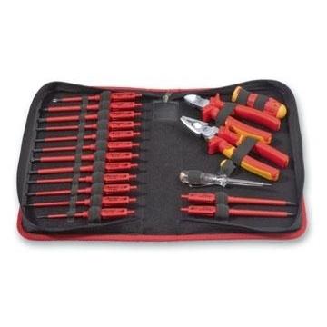Набор высоковольтного инструмента Felo Zip-Bag P6391904