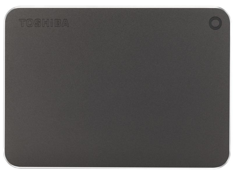 Внешний жесткий диск 3.0TB Toshiba Canvio Premium Mac Dark grey (HDTW130EBMCA)