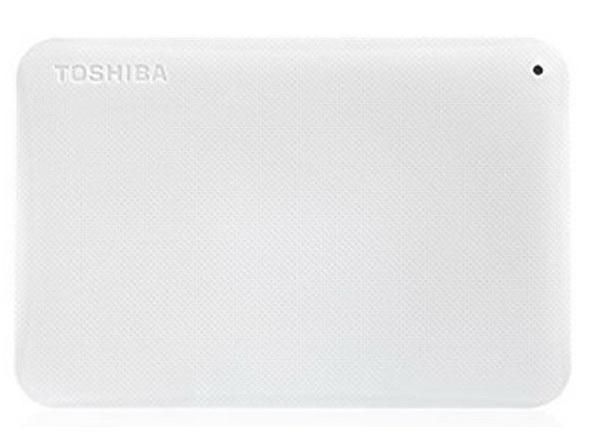 Жесткий диск Toshiba 2.5, 2Tb Toshiba Canvio Ready White (HDTP220EW3CA)
