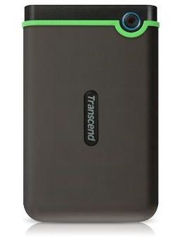 Жесткий диск внешний Transcend StoreJet 2.5 USB 3.0 Type-C 1TB серия M (TS1TSJ25MC)