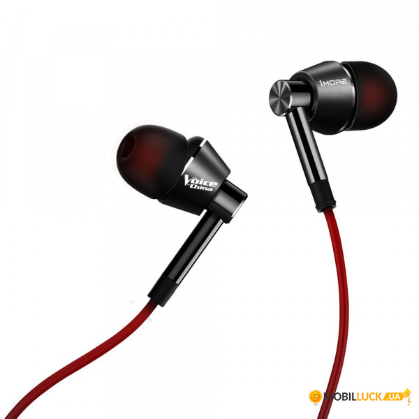 Наушники 1More 1M301 Piston Earphone In-Ear Mic Space Gray (1M301-SPACEGRAY)
