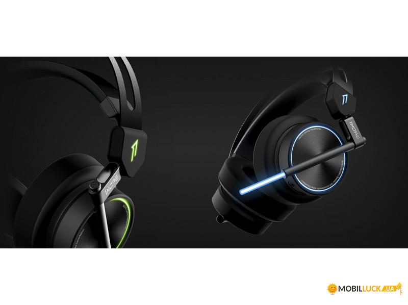... Фотография Наушники 1More Spearhead VR Over-Ear Mic Black (H1005) (1)  ... 4805c22a65e95