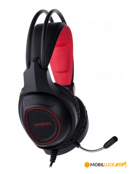 Наушники GamePro Headshot HS560 Black/Red