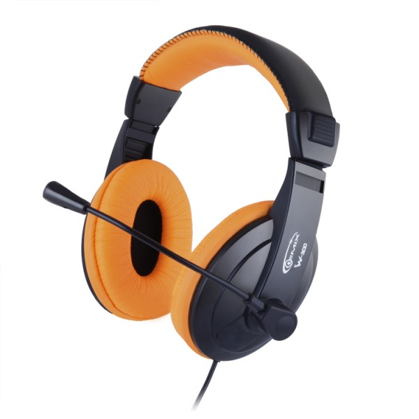 Наушники Gemix W-300 Black-orange