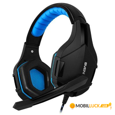 Наушники Sven AP-G851MV Black-Blue