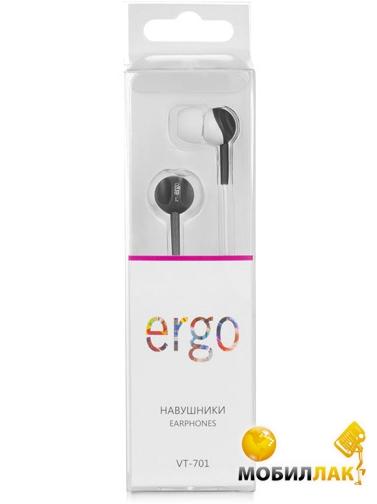 Наушники Ergo VT-701 White. Купить Наушники Ergo VT-701 White. Цена ... eecc38bd653eb