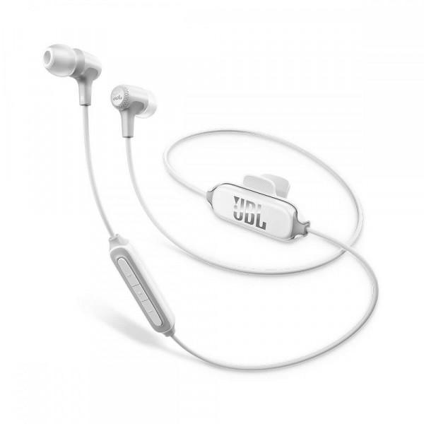 Bluetooth-гарнитура JBL E25BT White (JBLE25BTWHT)