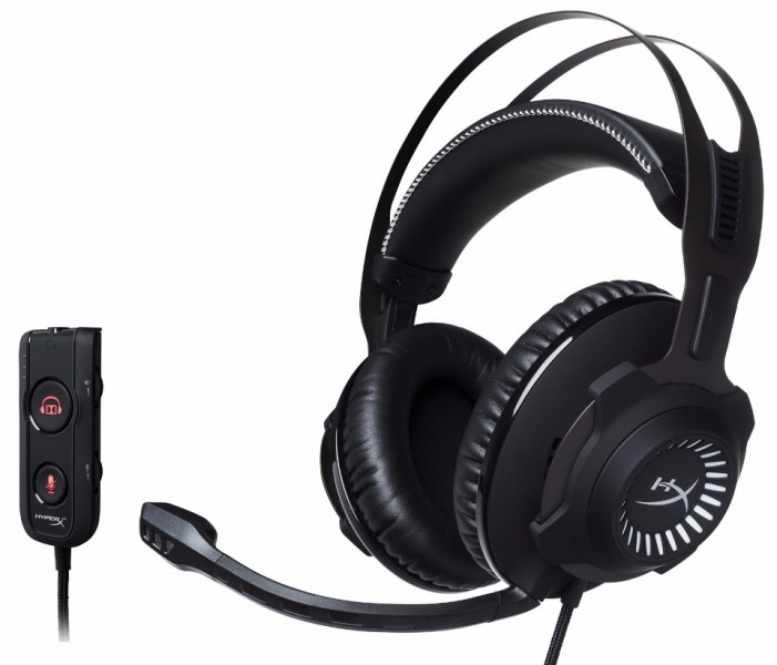 Наушники Kingston HyperX Cloud Revolver S Gaming (HX-HSCRS-GM/EE)