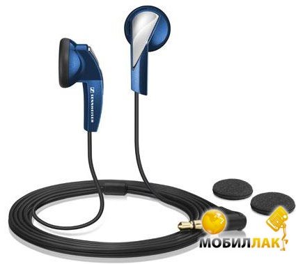 Наушники Sennheiser MX 365 Blue (505435)